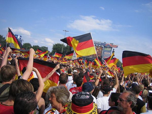 Deutschland vs. Schweden // Germany vs. Sweden, Heiligengeistfeld, 2006-06-24