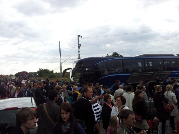 Chaos beim Schienenersatzverkehr in Schwerin Süd