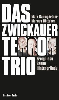 Das Zwickauer Terror-Trio - Buchcover