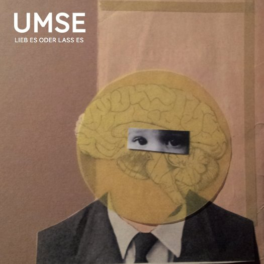 Umse - Lieb es oder lass es EP - cover
