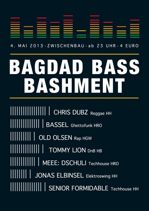 Bagdad Bass Bashment