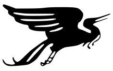 Das Emblem der Wandervogelbewegung (1905)
