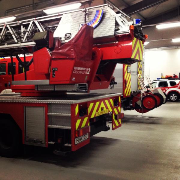 Feuerwehr Greifswald